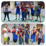 Boxe/ Muay Thai